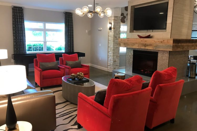 Corporate Connection furnished apartment amenities